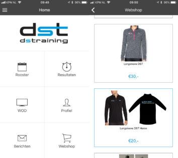 De webshop van DSTraining