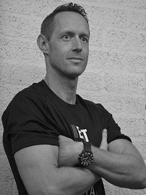 Personal trainer Jan uit Roosendaal
