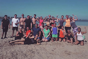 DSTraining Beach Bootcamp