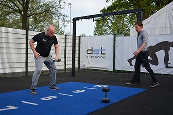 Personal Training met Dion Koens