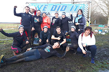 Obstacle Run team DSTraining