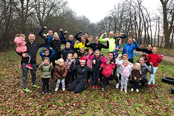 Goededoelen Training 2019 Kids