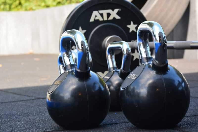 Buiten sporten bij sportschool DSTraining